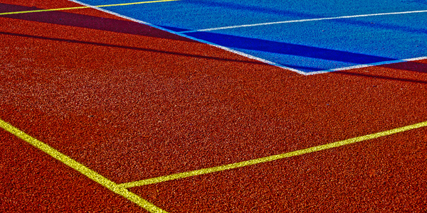 Flooring Of Sports Grounds